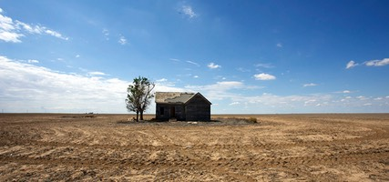 Lone Property, US Route 64, Oklahoma Panhandle
