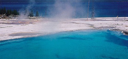 Abyss Lake, Yellowstone