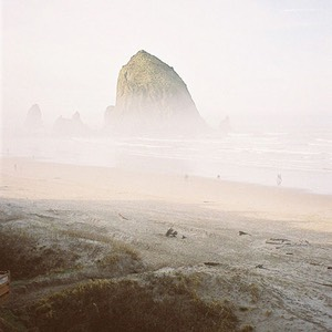 Haystack Rock in the Mist, Cannon Beach