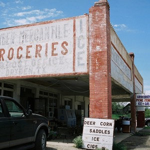 Dryden Mercantile, Groceries, Picnic Items, Ice and Gas, TX