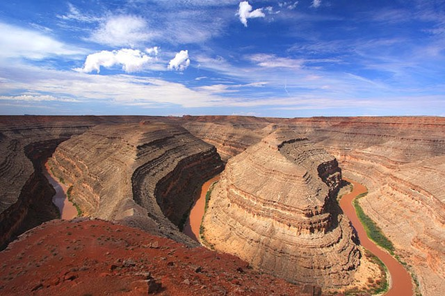 Gooseneck State Park, Mexican Hat