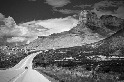 Guadalupe Mountains, West Texas