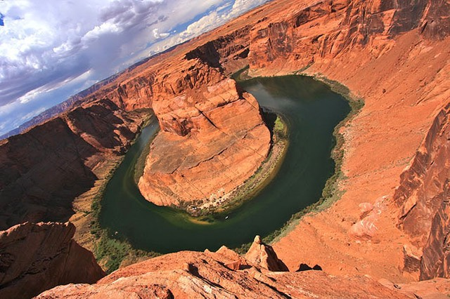 Horseshoe Bend Overlook1