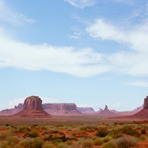 Artist's Point View, Monument Valley Navajo Tribal Park