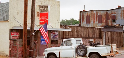 Budweiser Welcomes Hunters - Round Robin Bar, Nebraska
