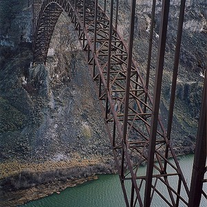 I.B. Perrine Bridge over Snake River, Twin Falls
