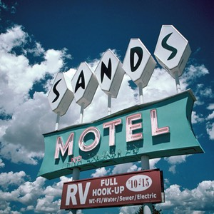 Sands Motel RV Full Hook-up, NM