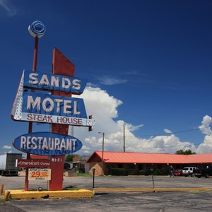 Sands Motel Steakhouse and Restaurant, NM