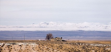 Solitude - remote property on Idaho plains