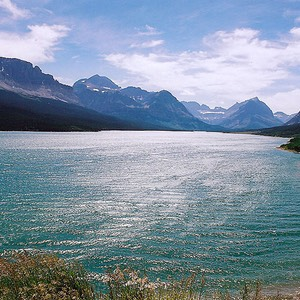 St Mary Lake, Glacier NP