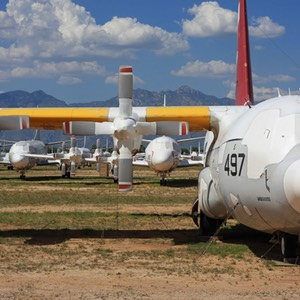 Under Wraps, AMARC, The Boneyard, Tucson, AZ