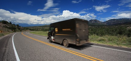 UPS Worldwide Services, US Route 180, NM