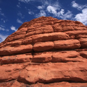 Valley of Fire State Park, Beehive Formation