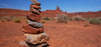 Valley of the Gods, Balanced Rock x2