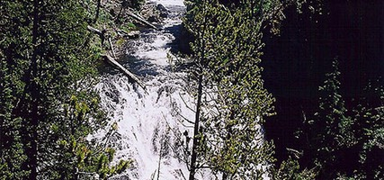 Yellowstone Waterfall